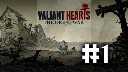 Valiant Hearts: The Great War - Parte 1 - Español (HD)
