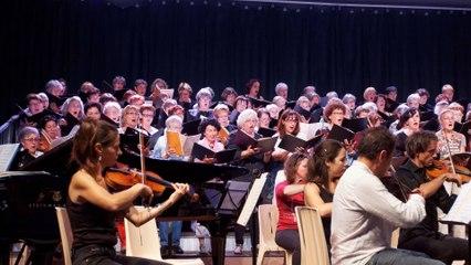 Souvenir du Concert Pampa TE DEUM 2014 à Saint-Gaudens