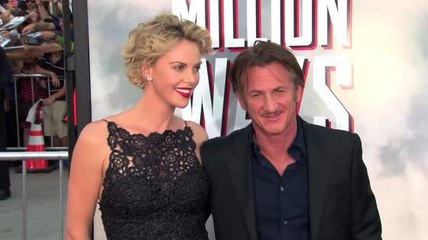 Are Charlize Theron & Sean Penn Secretly Engaged?