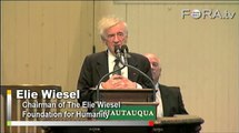 Elie Wiesel on Iraq and the Morality of Warfare