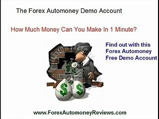 Forex Automoney Demo Account  Make $145,860 in Profit    1 Minute