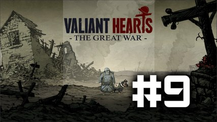 Valiant Hearts: The Great War - Parte 9 - Español (HD)