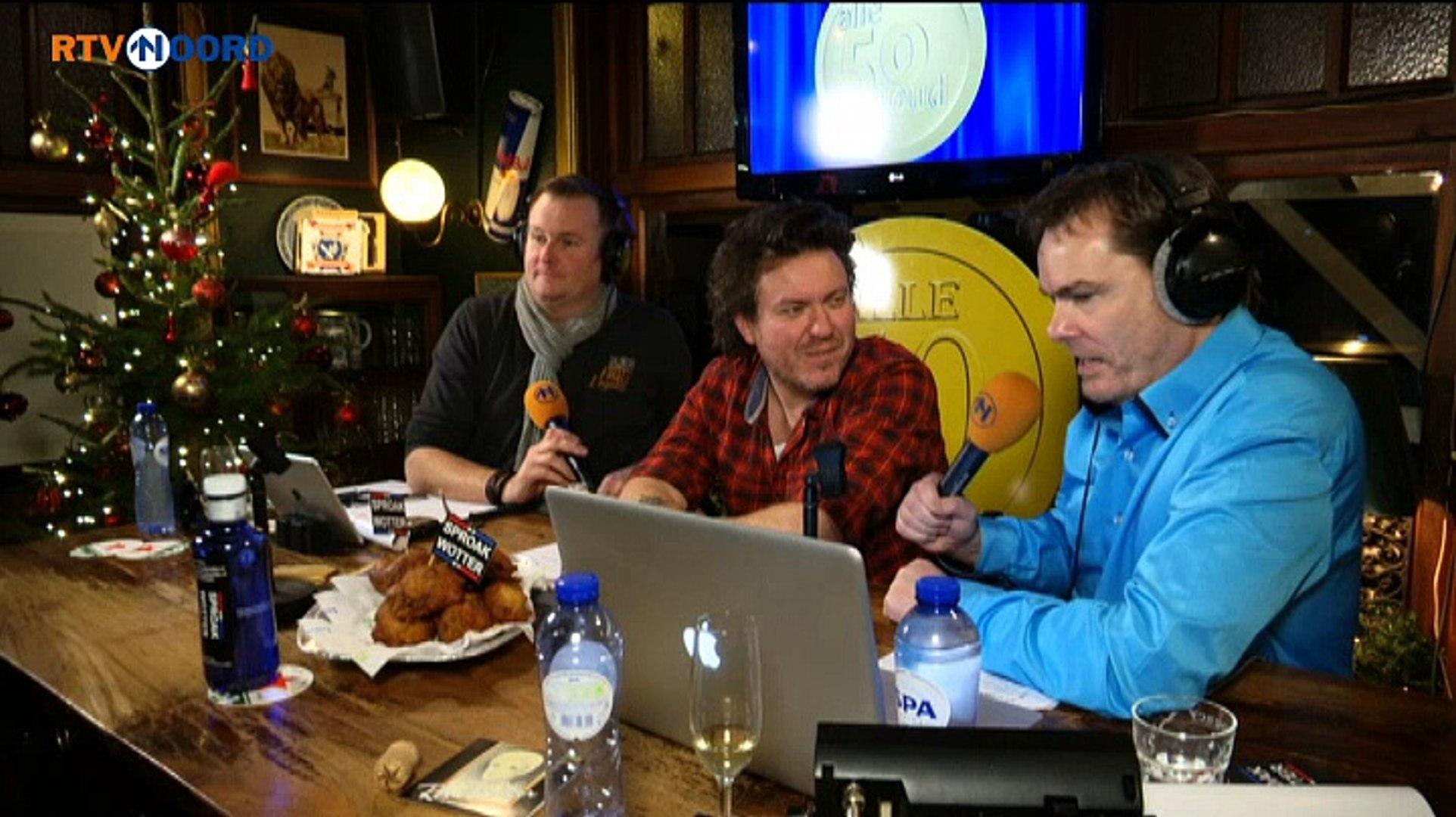 Alle 50 Goud: Jan Henk de Groot - RTV Noord