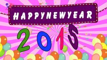 Best Happy new year 2015 Greetings Cards | Animation Greetings New Year Greetings