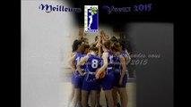 Les Cadettes de Basket Landes vous présente ses meilleurs voeux 2015