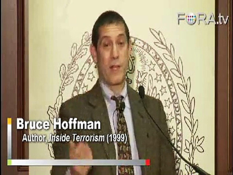 Bruce Hoffman: Bottom Line of the Mumbai Terrorist Attack