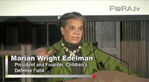 Marian Wright Edelman on the Cradle to Prison Pipeline