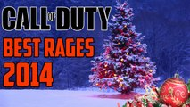 Christmas Special 2014 Rage Montage (Best Call of Duty Rages of 2014)