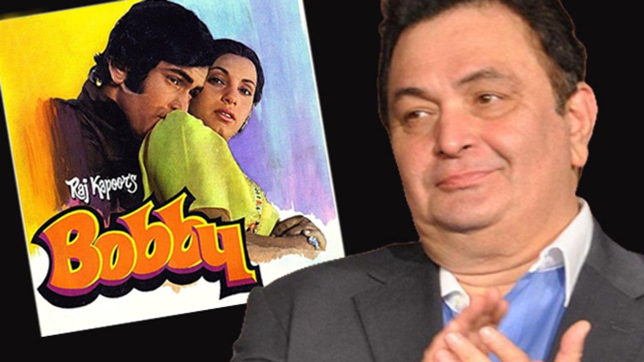 Rishi Kapoor Recalls 'Bobby' Memories With Ibrahim Nadiadwala