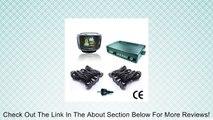 Vfd Display Backup Radar Car Parking Sensor-8 Sensors P6487b Review