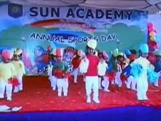 Suhail Mohd Al Zarooni visit in Sun Academy Karachi