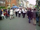 Fanfare de rue -fanfare de rue pour carnaval