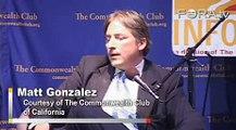 Matt Gonzalez on Iraq War Promises