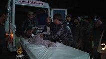 Dozens dead as Afghan wedding hit by rocket