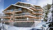 """Vente programme neuf """"LES 4 ELEMENTS"""" - CHÂTEL - à partir de 99 000€ agence immobilière Evian-les-Bains DE CORDIER IMMOBILIER"""