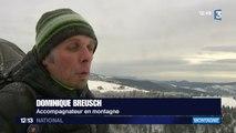 Vosges : de la randonnée en raquettes à l'escalade