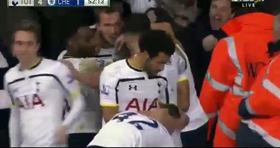 Harry Kane Amazing Goal Tottenham vs Chelsea 4-1
