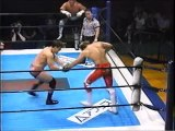Hiroshi Tanahashi/Yutaka Yoshie vs Dan Devine/Hiroyoshi Tenzan (New Japan May 31st, 2003)