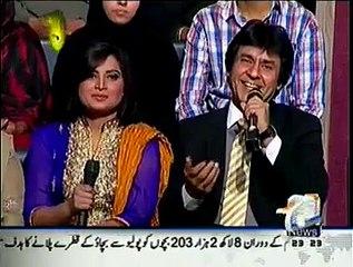 Khabarnaak on Geo News – 1st January 2015