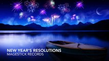 NEW YEAR'S RESOLUTIONS - Happy Piano/Strings Rap Hip Hop Instrumental 2015