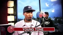 "Kurupt Presents YA (Roscoe, Bizz-Nitty & Young Tone) Freestyle @ Hip Hop Official ""Soundcheck Open Mic"", 05-20-2010 Pt.1"