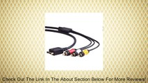 CE Compass 1.8M Audio Video AV Cable To RCA For Playstation PS3 AV Cable Review