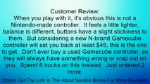 CE Compass Game Controllers For Nintendo Gc Gamecube Wii Black Review