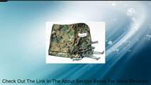 Official USMC Reversible Woodland MARPAT/Coyote Field Tarp Review