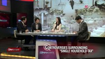 """Upfront Ep39C7 Controversies surrounding """"Single Household Tax"""""""