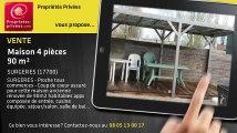 A vendre - maison - SURGERES (17700) - 4 pièces - 90m²