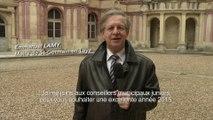 Voeux 2015 Emmanuel Lamy, Maire de Saint-Germain-en-Laye