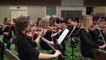 Concert Orchestre Universitaire de Lille à Lille 1 (11/12/2014)