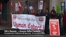 20141119-Beauvais-Le PCF-Front de gauche « accueille » le « Petit Ministre » Valls