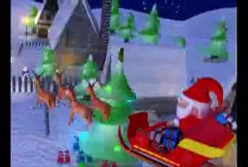 Jingle Bells (3D) Christmas Song || Nursery Rhyme for Tiney Tots