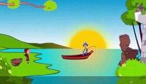 12345 Once I Caught A Fish Alive | Nursery Rhyme With Lyrics