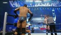 Wade Barrett & Cody Rhodes vs Randy Orton & Sheamus - WWE Smackdown November 18, 2011