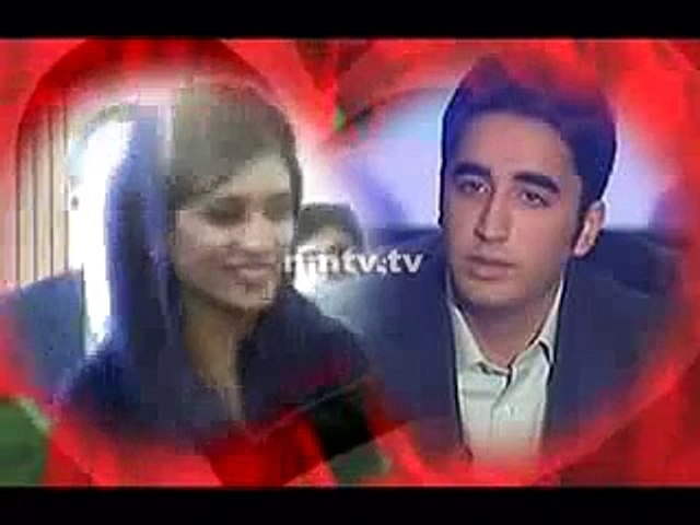 Are Bilawal Bhutto and Hina Rabbani Khar having an affair