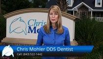 Chris Mohler DDS Dentist Beaufort         Superb         5 Star Review by Bob G.