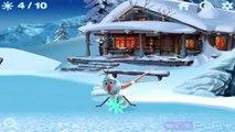 ♥ Disney Frozen - Olaf's Adventures New Ice-Skating Adventure (Ice Skating with Olaf Game)
