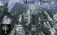 Minas Tirith figurine Seigneurs des Anneaux Lord of the Rings