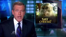 Brian Williams Raps 'Gin and Juice'