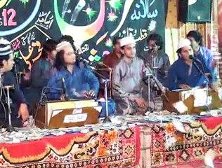 Lara Banya mera peer. (Abid Meher Ali khan) qawwali in pir mahal  by  Ali Akbar(0300-8790060)