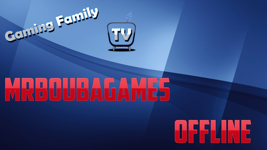MrBoubaGames Official Streaming LIVE