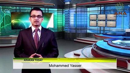أراكان اليوم أخبار باللغة الروهنجية-ANA Arakan Today - Daily Rohingya news 01_01_2015 – Thursday