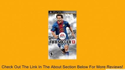 FIFA Soccer 13 - Sony PSP Review