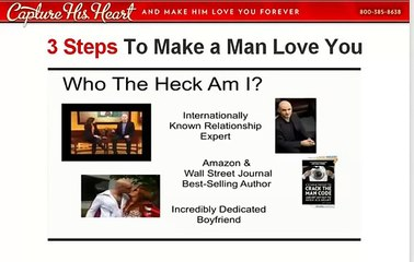 Capture his heart and make him love you forever love Tips for Women