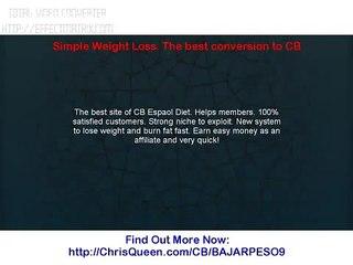 Bajar De Peso Simple  La Mejor Conversion De CB