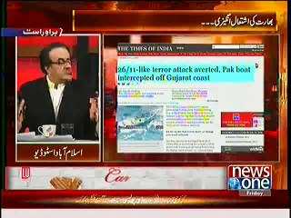 Dr. Shahid Masood exposes Indian Conspiracies against Pakistan