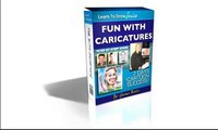How to draw celebrity caricatures - Learn To Draw Caricatures