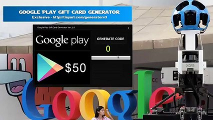 Free Google Play Redeem Code Generator [Limited]